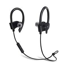 Fast Pair Bluetooth Headphones,HD stereo wireless, 6H Playtime HiFi Stereo Bass,