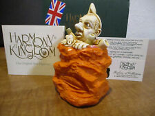 Harmony Kingdom Refuse-d Collection Uk Made Box Figurine Sgn