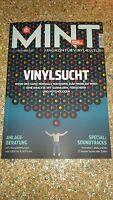 Mint - Das Magazin für Vinylkultur - Ausgabe Nr. 10 Vinylsucht