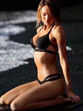 Victoria's Secret Bombshell Miraculous Hottie Bande grimpe Bikini 75s/s (34b/s US)
