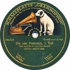 Otto Reutter - Die vier Patienten - 1915