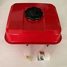 RED HONDA GX140 GX160 GX200 FUEL TANK KIT WITH CAP,STRAINER AND JOINT FILTER