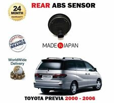 FOR TOYOTA PREVIA 2.0 2.4 3.0 2001-2007 NEW 1 X REAR ANTI LOCK BRAKE ABS SENSOR