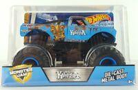Hot Wheels Monster Jam BIG KAHUNA (1:24 scale) monster truck VHTF Gift Kids