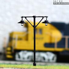 20 pcs HO / OO Model Lamppost LED made Lamp long life street light NO Hot #L610