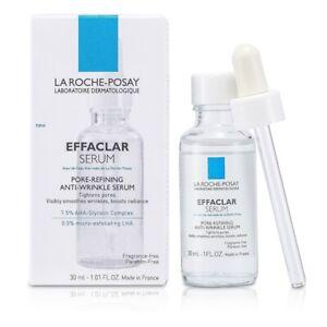 NEW La Roche Posay Effaclar Serum 30ml Womens Skin Care