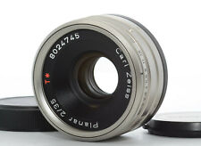 【TOP MINT】 Contax Carl Zeiss Planar T* 35mm f/2 Lens For G1 G2 from JAPAN #274