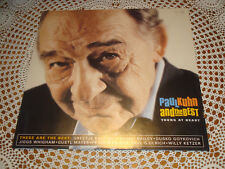PAUL KUHN Young At Heart w/ DUSKO GOYKOVICH Audiophile IN+OUT 180g LP NEW