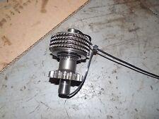suzuki burgman 650 an650 starter starting limiter gear 06 07 2008 2009 2010 2011