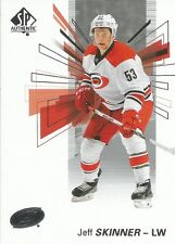 Jeff Skinner #43 - 2016-17 SP Authentic - Base