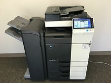 Konica Minolta Bizhub C364e Color Copier Printer Scanner Network LOW 119k total