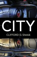 City, Simak, Clifford D. Book
