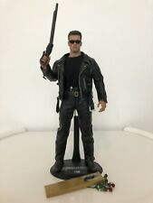 Hot Toys - Terminator 2 T-800 MMS117 - 1/6 scale figure - Great Condition