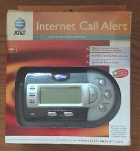 AT&T ATT 438 Internet Call Alert model 438