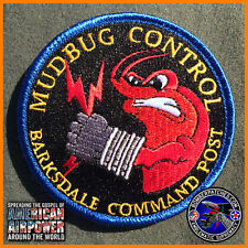 BARKSDALE AFB COMMAND POST PATCH, B-52H STRATOFORTRESS, 20TH 96TH 93D 343D 49TH