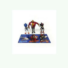 Sonic Boom 3-Inch Diorama Figure Set - Sonic the Hedgehog Shadow & Dr Eggman