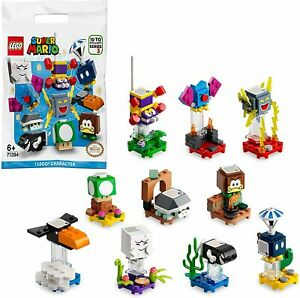 71394 LEGO Super Mario Character Packs Series 3  Full Collection of 10 (Sealed)
