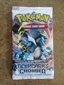 Pokemon TCG - Sealed Boundaries Crossed Booster Pack - Black Kyurem Artwork