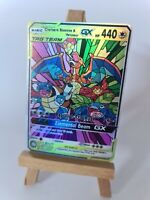 Charizard Blastoise & Venusaur Pokemon GX Team Custom Card In Full Holo Proxy