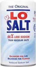 LO SALT REDUCED SODIUM SALT 350G