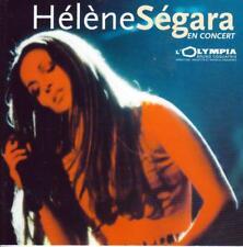 CD audio.../...HELENE SEGARA...EN CONCERT A L'OLYMPIA 2001.../...2 CD...