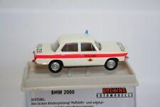 Brekina 24416 - 1/87 bmw 2000-policía Bern-nuevo