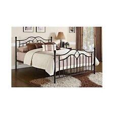 Modern Metal Bed Frames modern steel beds & bed frames | ebay