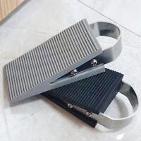 1PCS Heavy-Duty Extra Large Wide Floor Door Stopper Wedge Stop Tool Rub yx