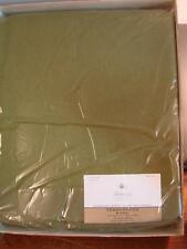 Fieldcrest Tenderness Verdian Green Neva-Shed NEW SEALED With Box 72 x 90 #8443