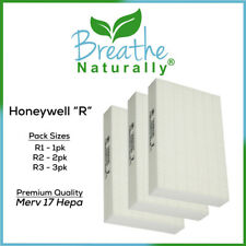 """Honeywell Replacement """"R"""" Hepa Filters for Hrf-R3, Hrf-R2, Hrf-R1 Air Purifiers"""