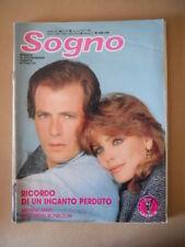 SOGNO 57 1987 Rivista di Fotoromanzo edizioni LANCIO [G790]