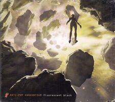 Anti-Pop Consortium Flurescent Black CD Album New & Sealed