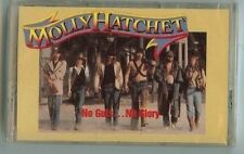 MOLLY HATCHET- No Guts...No Glory - CASSETTE - NEW