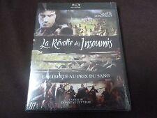 Blu ray La révolte des insoumis