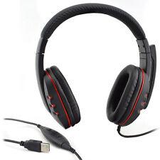 Bizlander USB Gaming Headset Headphone for PlayStation 3 PS3 PC Laptop Desktop