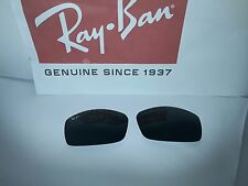 Ray ban RB 3498 Green sunglasses lenses genuine size 61