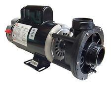 "Waterway 1.5HP, 2 Speed, 48 Spa Hot Tub Pump, 115Volts ,1.5"" Center Discharge"