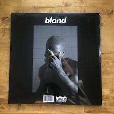 "Frank Ocean ""blond"" Vinyl 2x Lp Black Friday Sealed"