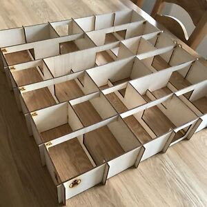 Giant Hamster/Gerbil/Mouse Wooden Maze #1 (No Roof)