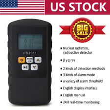 Digital Nuclear Radiation Detector Realtime Monitoring Detector Geiger Counter