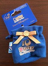 JAPAN Tokyo Disney Sea 10th Anniversary Be Magical Duffy Shellie May DUFFEL BAG