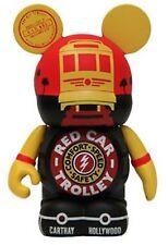 Disney California Adventure Series Vinylmation ( Red Car Trolley )
