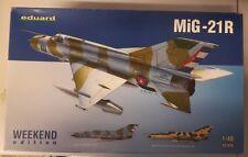MAQUETTE MODEL KIT 1/48 MiG-21R EDUARD