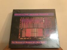 Microchip Jigsaw Puzzle 1990 The Museum Of Modern Art, New York 540 Piece 18x24""