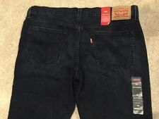 NWT Levis Boyfriend Jeans Mid Rise Relaxed Tapered Leg Ankle Size 30