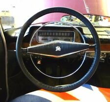 LEATHER STEERING WHEEL COVER / GLOVE VAUXHALL VICTOR FA FB FC 101 FD FE VX 4/90