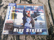 Blue Streak - MARTIN LAWRENCE - COLLECTOR'S EDITION 4988107152876 JAPAN DVD OBI
