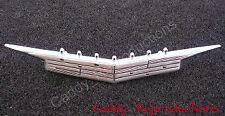 1960 Cadillac Hood Crest Emblem Ornament 60