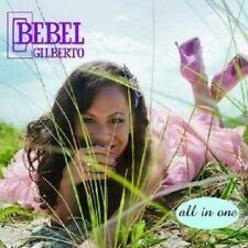 """BEBEL GILBERTO """"ALL IN ONE""""  CD NEW+"""