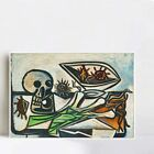 """Framed Canvas Giclee Print Art Series#360 by Pablo Picasso Wall Art 24""""x32"""""""